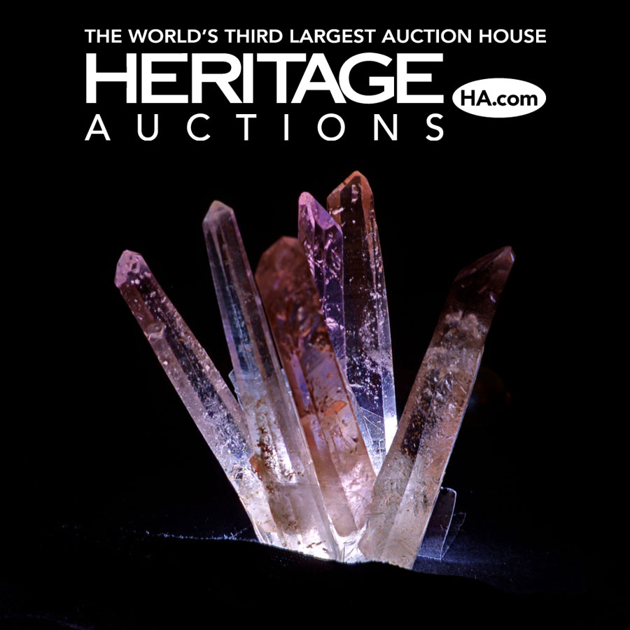 Heritage Auctions – Fine Mineral Show