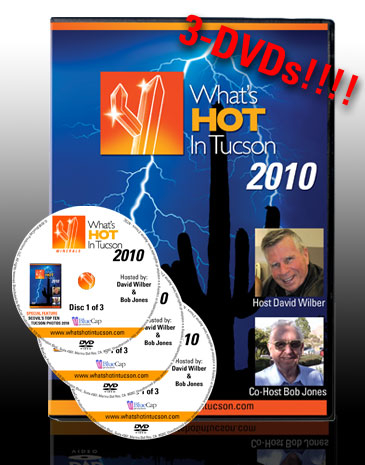 What's Hot in Tucson 2010